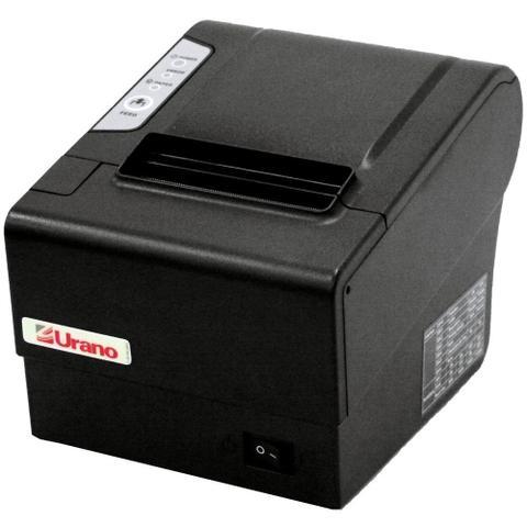 Impressora Térmica Não Fiscal Urano Zp 250-u Transferência Térmica Monocromática Usb, Serial e Ethernet Bivolt