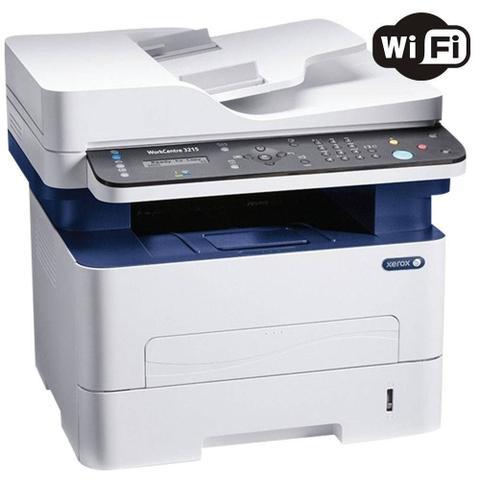 Imagem de Impressora xerox laser multifuncional 3215nib mono wifi rede