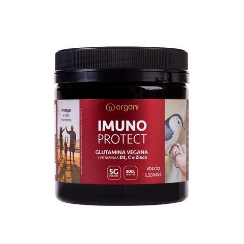 Imagem de Imuno Protect  Glutamina, Vitaminas D, C e Zinco para Imunidade