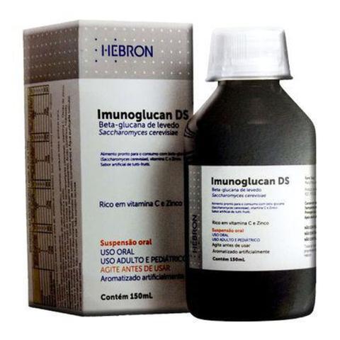 Imagem de Imunoglucan DS suspenção oral 150ml - Hebron