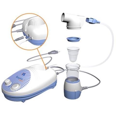 Imagem de Inalador nebulizador ultrasonico respiramax