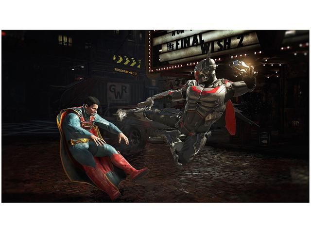 Imagem de Injustice 2 Legendary Edition para PS4