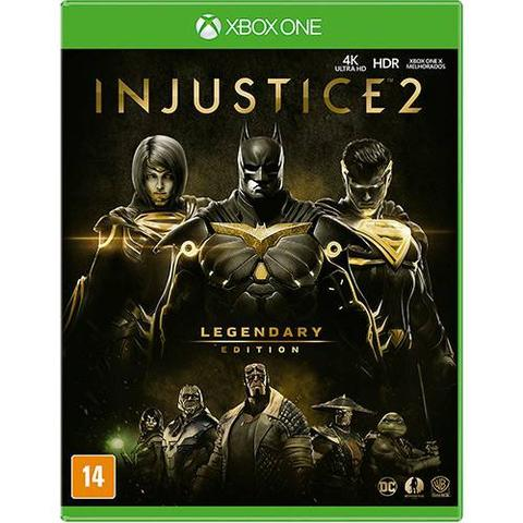 Imagem de Injustice 2: Legendary Edition - Xbox-One