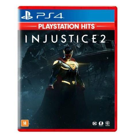 Jogo Injustice 2 Hits - Playstation 4 - Warner Bros Interactive Entertainment