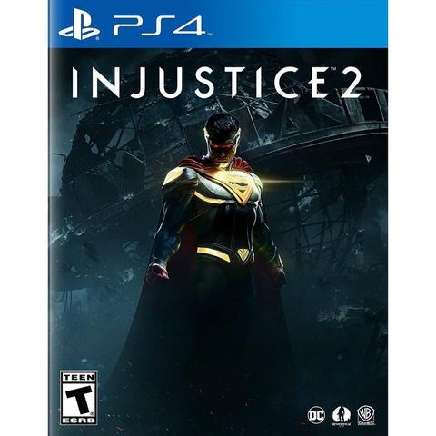 Imagem de Injustice 2 - PS4