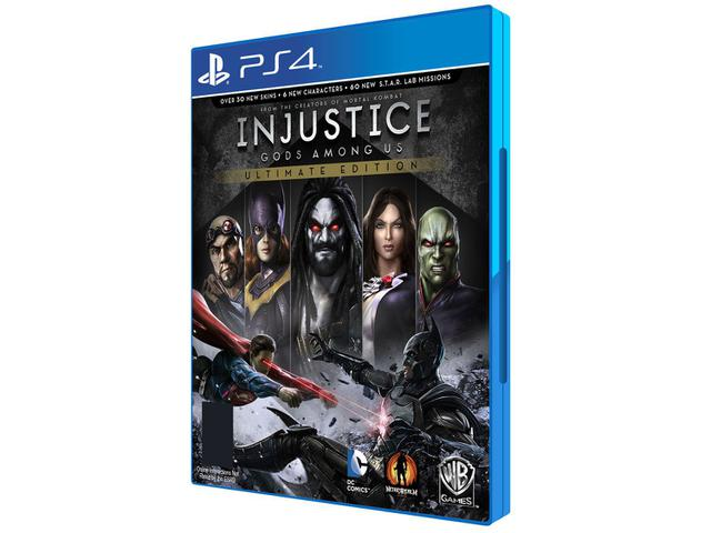 Imagem de Injustice: Gods Among Us - Ultimate Edition