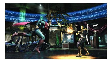 Imagem de Injustice Gods Among Us (Ultimate Edition - Playstation Hits) - PS4 Mídia Física