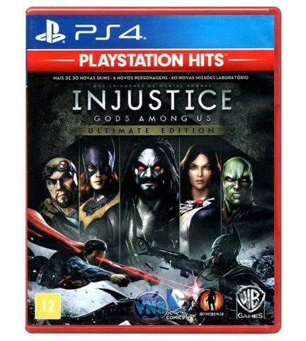 Imagem de Injustice Gods Among Us Ultimate Edition - Ps4 - Warner Games