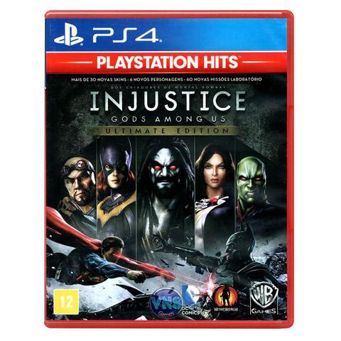 Imagem de Injustice Gods Among Us - Ultimate Edition