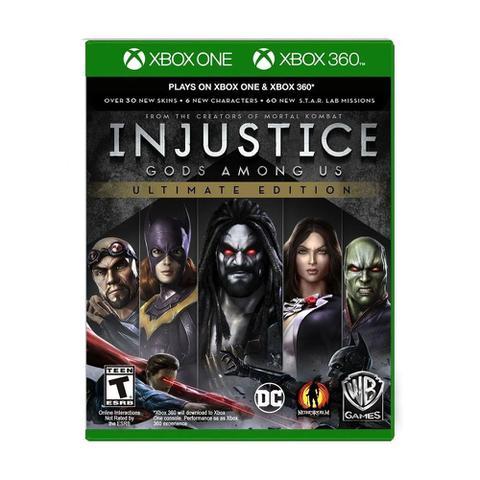 Imagem de Injustice Gods Among Us Ultimate Edition - Xbox 360/Xbox One