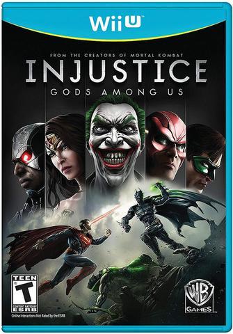 Imagem de Injustice: Gods Among Us - Wii U