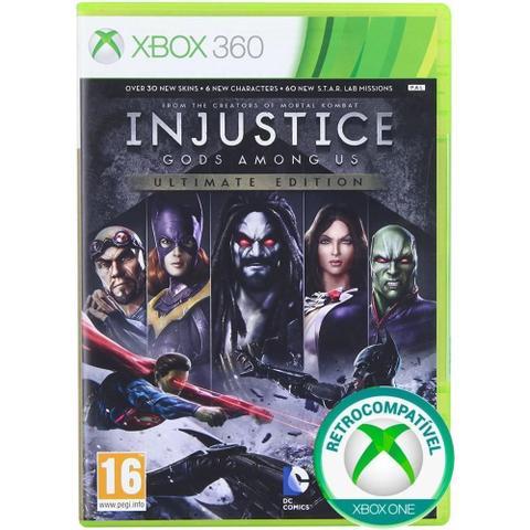 Imagem de Injustice Gods Amongs Us Ultimate Edition - XBOX-ONE-360