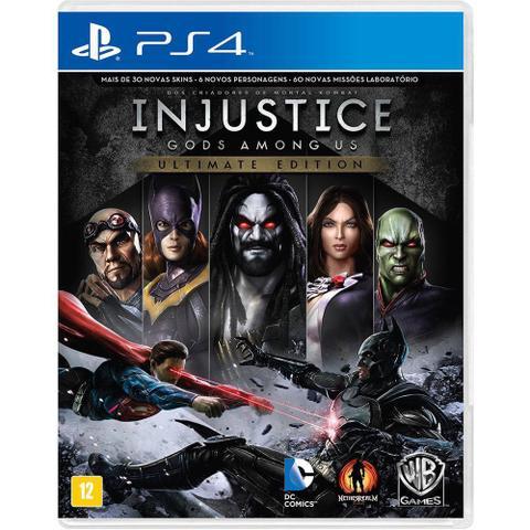 Imagem de Injustice: Goty Ps4