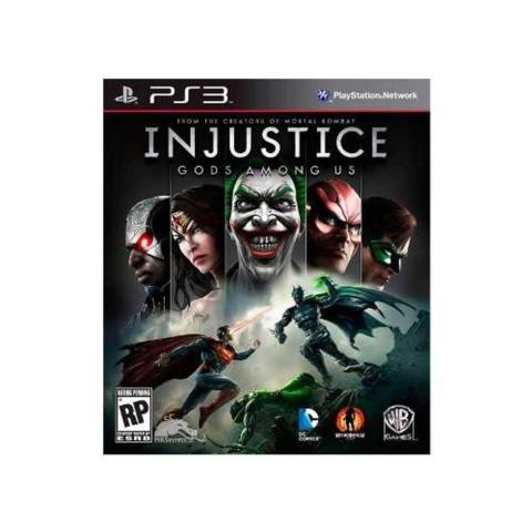 Imagem de Injustice - PS3