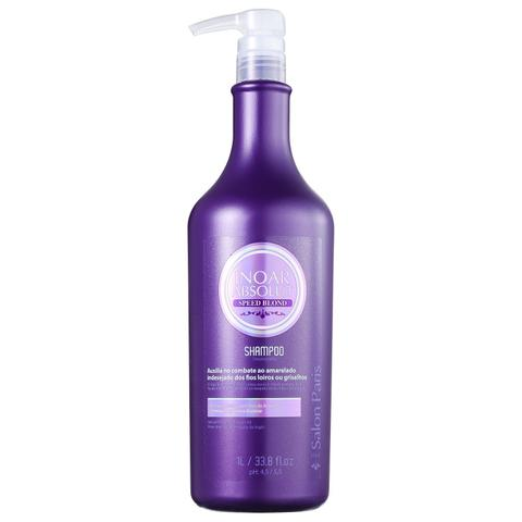Imagem de Inoar Absolut Speed Blond - Shampoo Desamarelador 1000ml