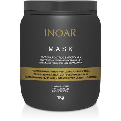 Imagem de Inoar Máscara de Hidratação Mask Proteínas do Trigo e Macadâmia 1Kg