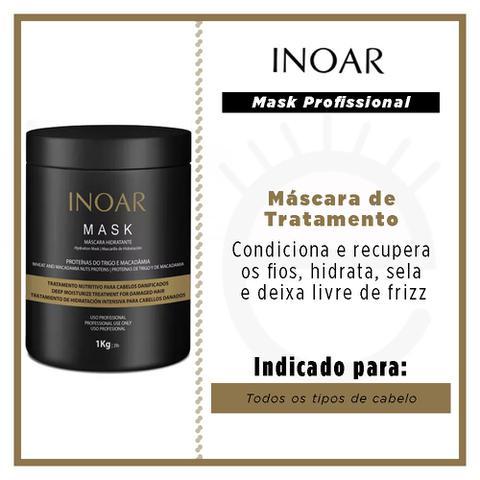 Imagem de Inoar Mask Profissional - Máscara de Tratamento