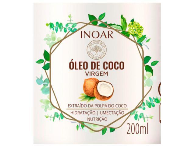 Imagem de Inoar Óleo de Coco Virgem