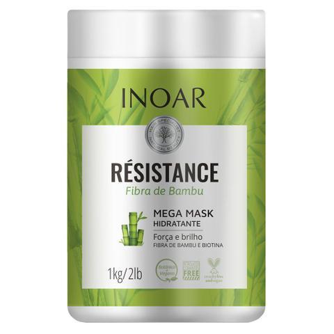 Imagem de Inoar Résistance Fibra de Bambu - Máscara Hidratante