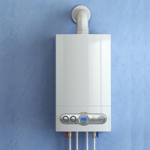Imagem de Instalação de Aquecedor de Água a Gás 31 a 45 Litros - iSnow