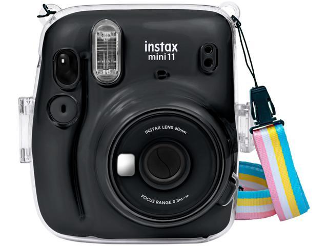 Imagem de Instax Mini 11 Fujifilm Grafite Flash Automático