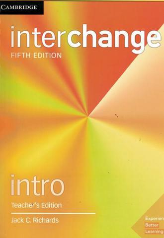 Imagem de Interchange intro tb - 5th ed - Cambridge Audio Visual & Book Teacher