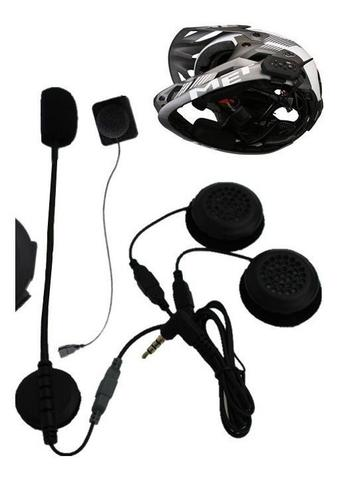 Imagem de Intercomunicador Capacete Ejeas- E6 - Moto Bluetooth Unidade