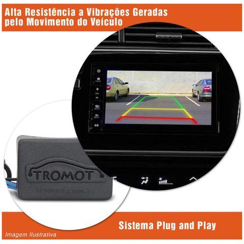 Imagem de Interface Câmera de Ré HR-V City Fit 2019 2020 Original para Multimídia Convencional Plug and Play