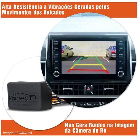 Imagem de Interface Câmera de Ré Universal Original para Multimídia Convencional 6V