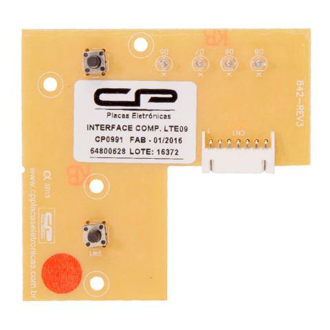 Imagem de Interface Compatível lavadora LTE 09