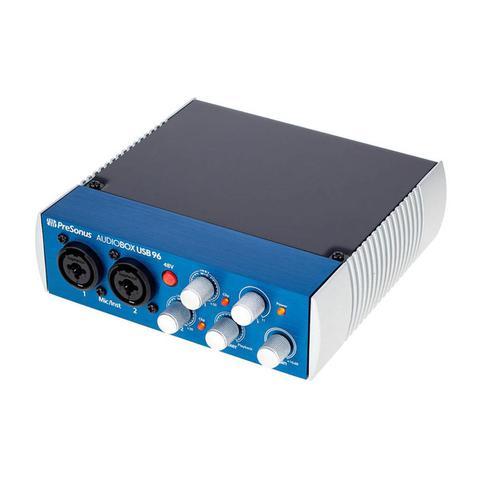 Imagem de Interface de Áudio Audiobox Presonus 2 Canais 24 bits/96kHz