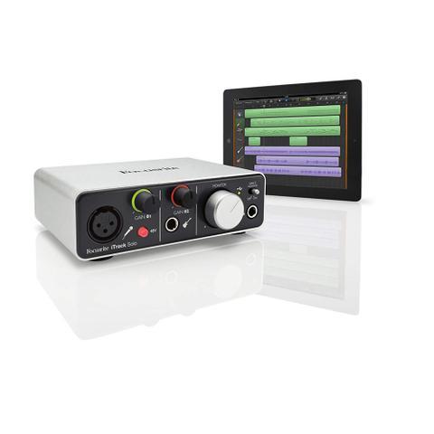 Imagem de Interface de Áudio - ITRACK SOLO LIGHTNING - Focusrite