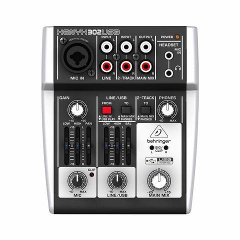 Imagem de Interface de Áudio Kit Podcastudio 2 USB Behringer 16 bits/48kHz