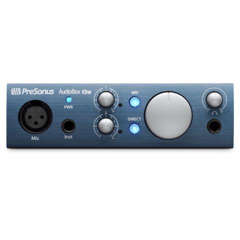 Imagem de Interface de Audio Presonus Audiobox Ione  Mac Ios