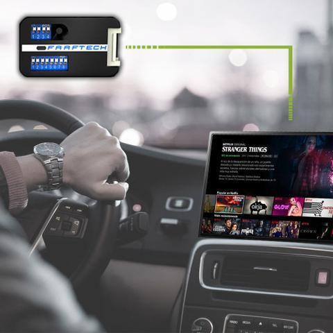 Imagem de Interface Tela Faaftech FT-VF-VW5 Desbloqueio DVD TV USB Câmera de Ré