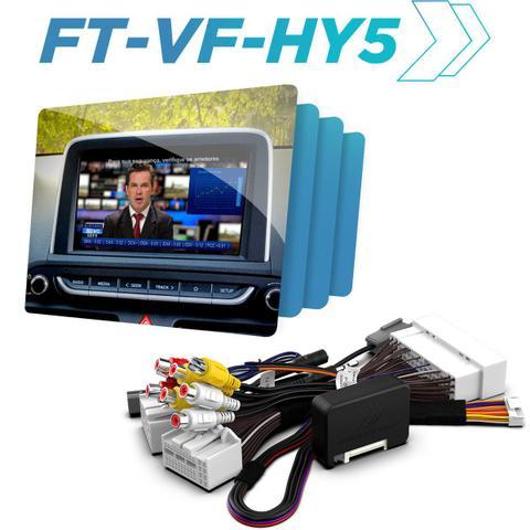 Imagem de Interface Tela Vídeo Hb20 2020 2021 Tv Digital