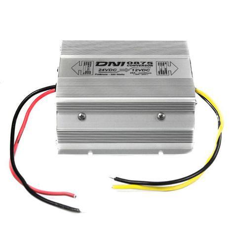 Imagem de Inversor de Voltagem Dni 350W 24V para 12V Conversor