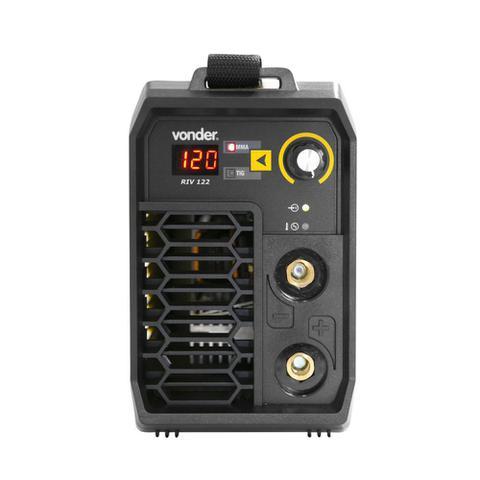 Imagem de Inversor para Solda com Eletrodo e Tig Vonder com Display Digital Bivolt RIV122