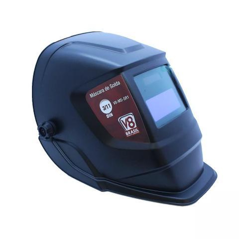 Imagem de Inversora De Solda Twi-180 Bivolt C/ Display Digital + máscara automática SR1