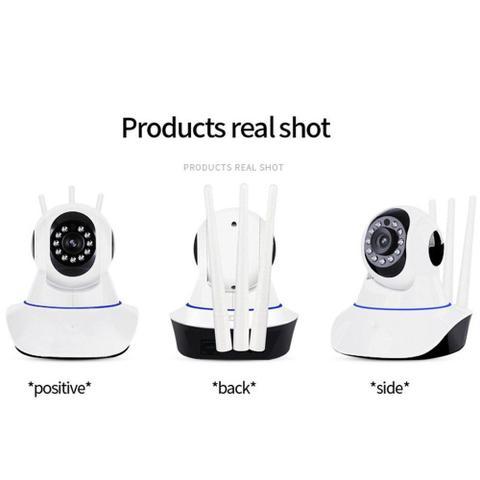 Imagem de Ip Camera Wifi Rotatable Ptz Surveillance Camera Início IR Camera Cam sem fio