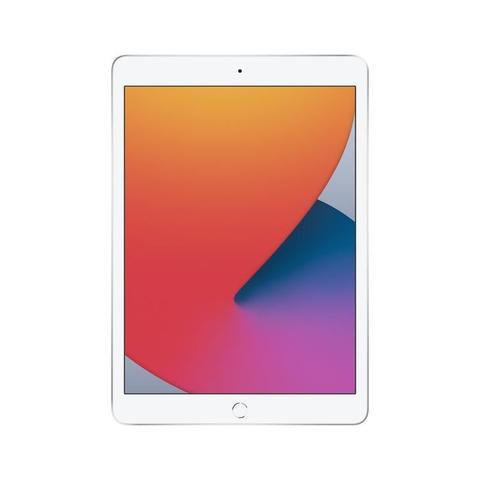 Tablet Apple Ipad 8 Myle2bz/a Prata 128gb Wi-fi