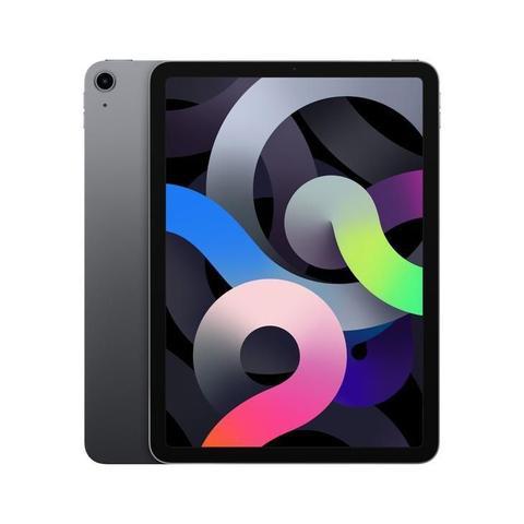 Tablet Apple Ipad Air 4 Myfm2bz/a Cinza 64gb Wi-fi