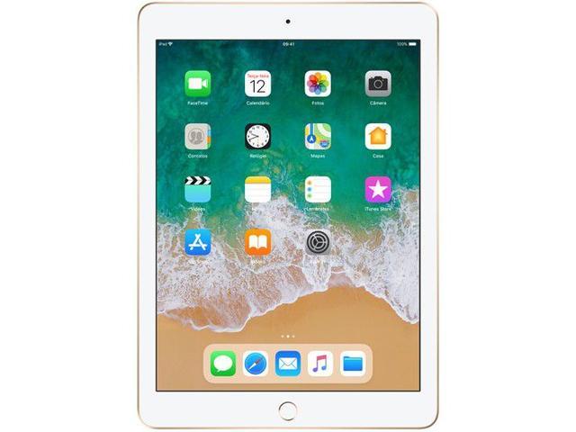 """Imagem de iPad Apple 128GB Dourado Tela 9,7"""" Retina"""