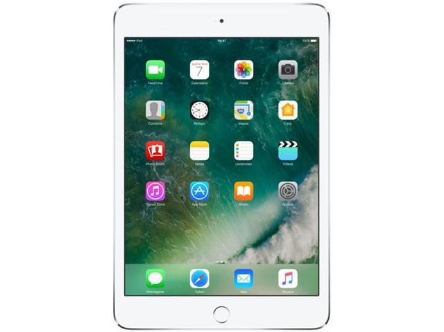"Imagem de iPad Mini 4 Apple 128GB Prata Tela 7,9"" Retina 4G"