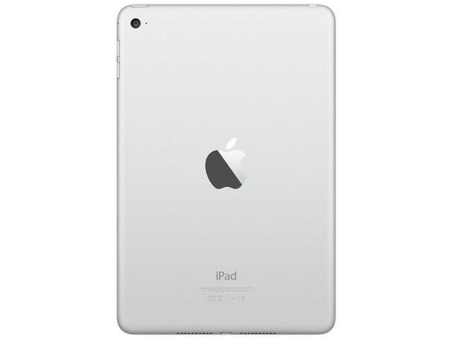 "Imagem de iPad Mini 4 Apple 128GB Prata Tela 7,9"" Retina"