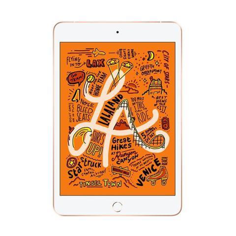 Tablet Apple Ipad Mini 5 Muxe2bz/a Dourado 256gb 4g