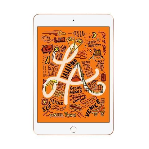 Tablet Apple Ipad Mini 5 Muu62bz/a Dourado 256gb Wi-fi