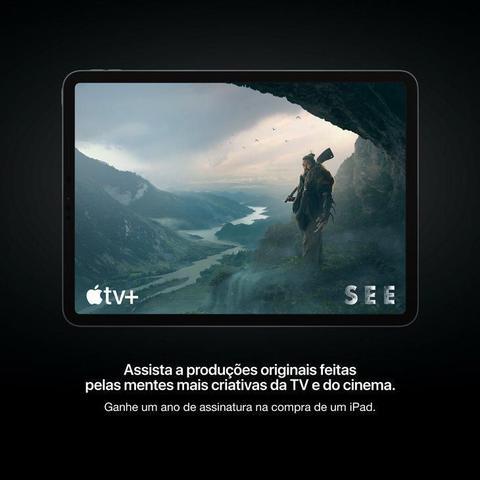 """Imagem de iPad Pro Apple, Tela Liquid Retina 11"""", 512 GB, Cinza Espacial, Wi-Fi + Cellular - MXE62BZ/A"""