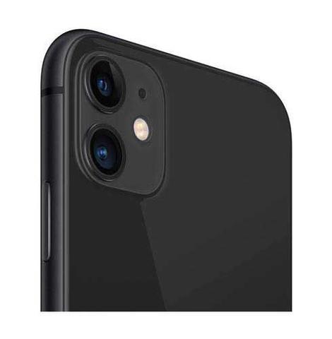 Imagem de iPhone 11 128GB Preto, com Tela de 6,1