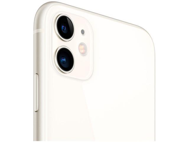 "Imagem de iPhone 11 Apple 64GB Branco 6,1"" 12MP iOS"